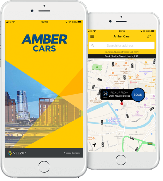 Taxi Hire & Private Hire Car Services Leeds | Amber Cars